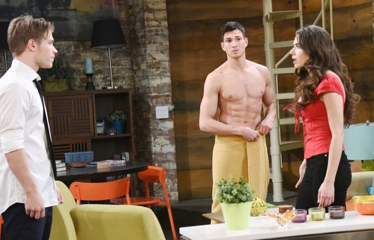 DALE: Days of our lives naked