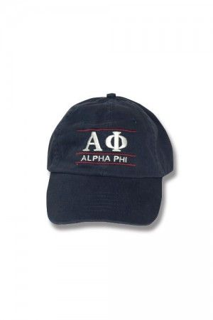 Love this Alpha Phi hat! #aphi #alphaphi #aoe