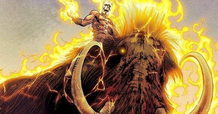 Além disso, também temos a imagem de Odin nesta época. Uma das ideias mais inusitadas da Marvel recentemente, é fazer um novo arco em seus quadrinhos trazendo uma versão dosVingadores que data em1.000.000 A.C. Nós já havíamos mostrado aqui algumas imagens que traziam a Fênix, o Punho de Ferro e Agamotto. Agora novas imagens foram …