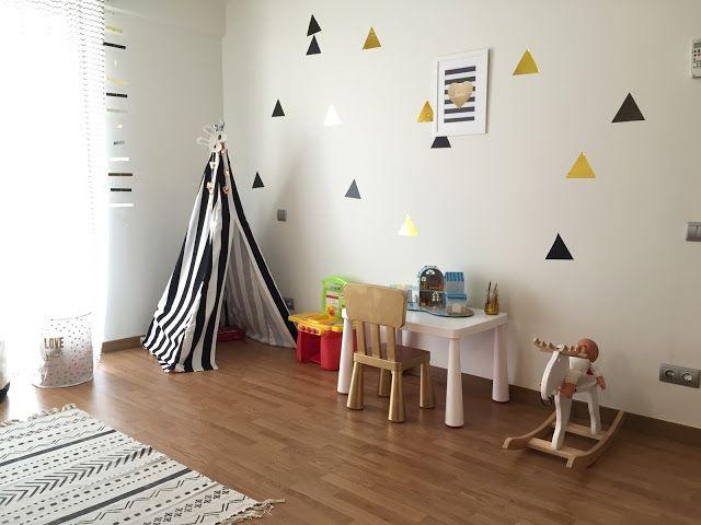 Decoração quarto de criança Luanda