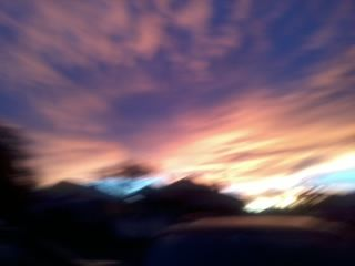 The clouds are all a blur #NewZealand