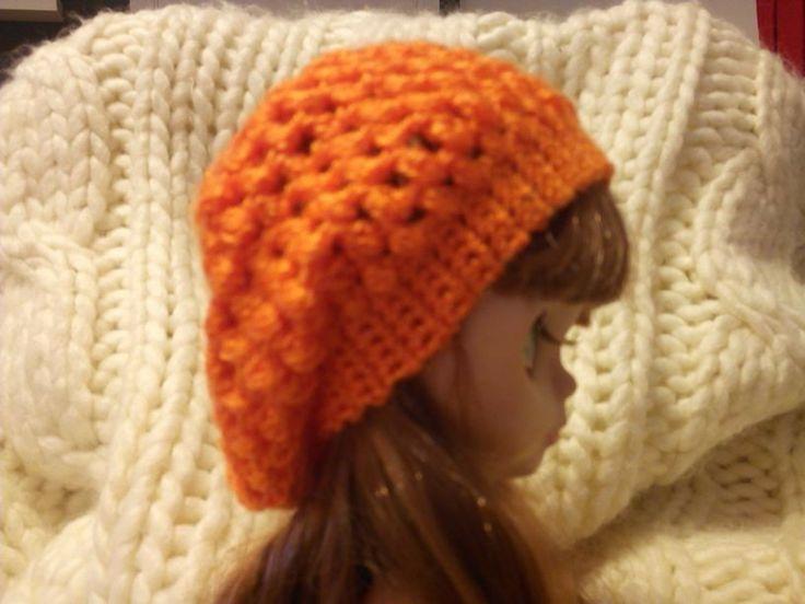 Boina crochet blythe