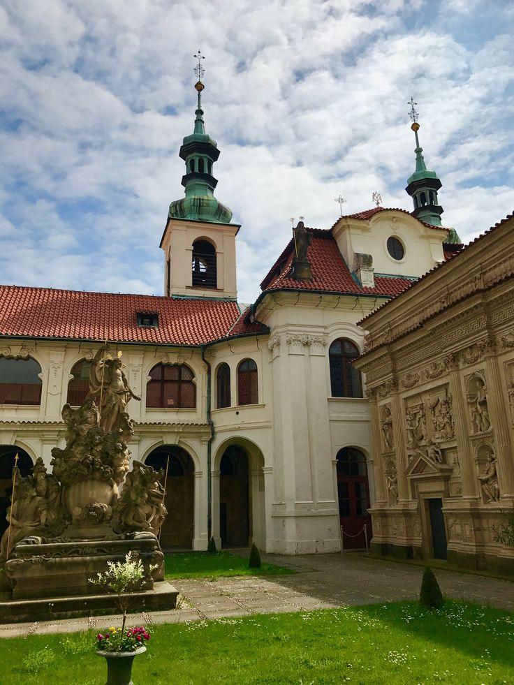 Loreto Prague - By Kate