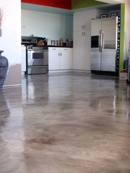 Luxury Basement Concrete Floor Sealer