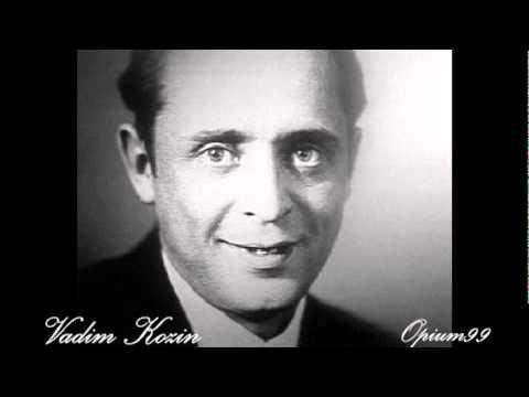 Vadim Kozin Cganskaya vengerka - YouTube