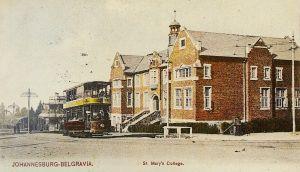The college around 1910