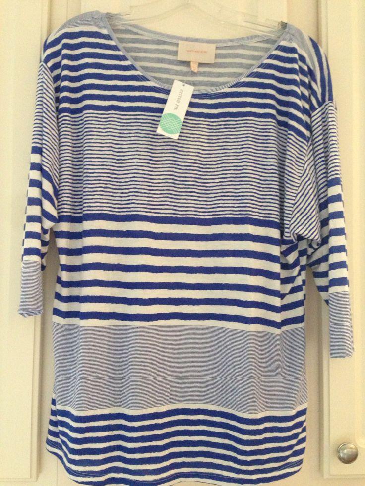 Stitch Fix April 2015 Skies are Blue Savi Knit Top Stitch Fix Clothing and ...