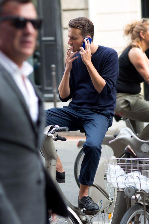 On the Street….Rue Saint-Honore, Paris