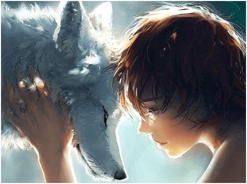 """Per essere forti e superare le avversità, dovete fare vostra la filosofia di """"gettami ai lupi e guiderò il branco"""""""