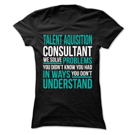 SENIOR LABORATORY TECHNICIAN We Solve Problems You Didn't Know You Had T Shirts, Hoodies. Check Price ==► https://www.sunfrog.com/No-Category/TALENT-AQUISITION-CONSULTANT--Solve-problem-5610-Black-Ladies.html?41382