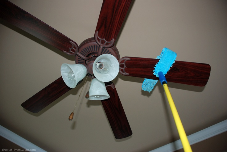 Vaulted Ceiling Duster
