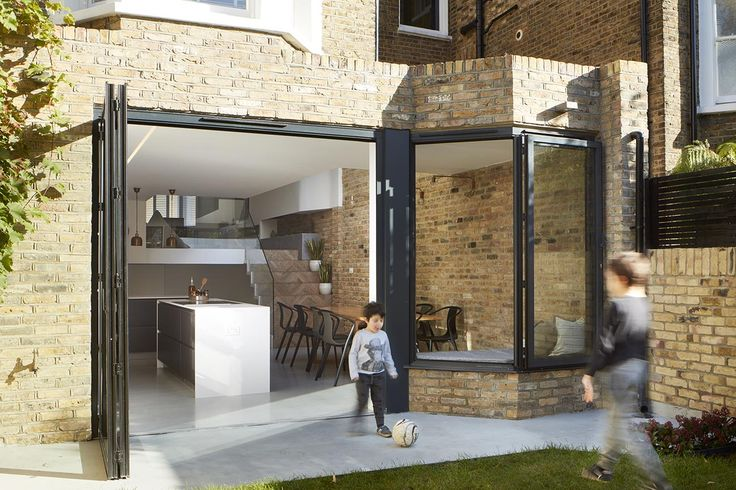 Evering Road | Find out how Scenario Architecture extended and adapted this property to fit the different needs of this family's life