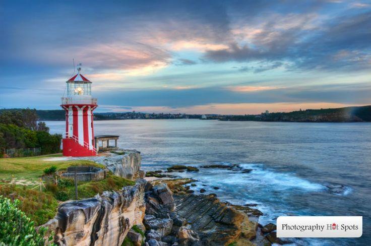 Hornby Lighthouse photo