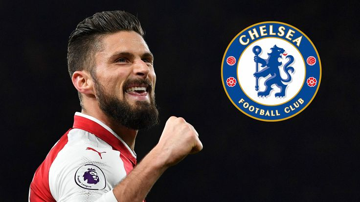 Arsenal want Chelsea to pay £35m for Giroud The completion of Arsenal's Pierre-Emerick Aubameyang deal might see Olivier Giroud transfer to Chelsea for £35 million, in accordance to the   Every day Mail. Giroud would head to Stamford Bridge if the Blues meet the Gunners' valuation o...