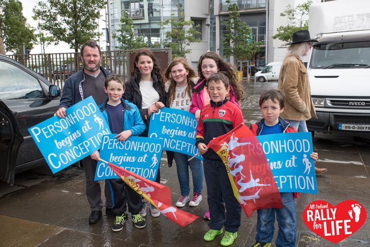Thousands braved torrential rain to show their support for the right-to-life on Saturday, 2nd July at the All Ireland Rally for Life. Thank you Belfast!  #rallyforlife #rfl2016  Credit: RcStreamline Photography 087 7862089