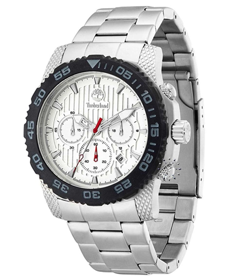 TIMBERLAND Galehead Stainless Steel Bracelet Μοντέλο: T13612JSSB-04M Τιμή: 194€ http://www.oroloi.gr/product_info.php?products_id=32761
