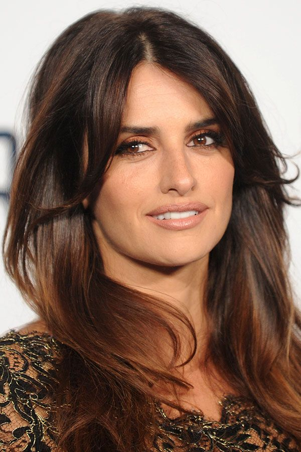 Penelope Cruz The Counselor London premiere 2013 Brown eyed girls, Penélope Cruz is wearing the most amazing shade of eyeshadow here, and you should copy it