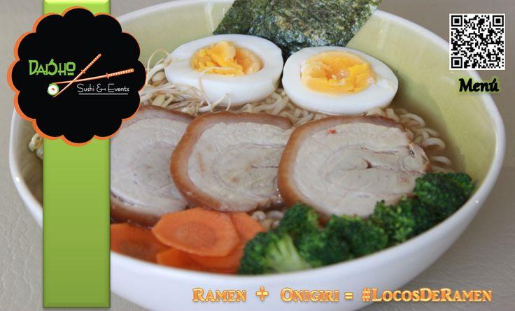 #sushifan HOY #miercoles #LocosdeRamen: #ramen +#onigiri...Durante el juego aprovecha #combo #mundial2014 http://ow.ly/i/5Xdbc