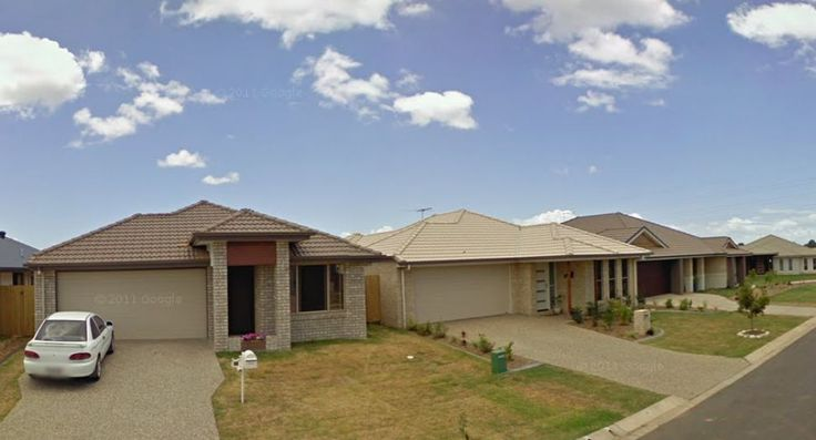 You'll find the 303 Looking Good in newer estates of the outer ring city suburbs, like here in Griffith, Brisbane.