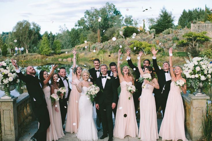 This is How You Pull Off a Romantic, Glamorous + Rustic Wedding – Wedding ideas