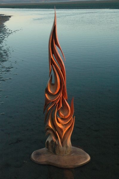 Jeffro Uitto12 Driftwood sculptures by Jeffro Uitto