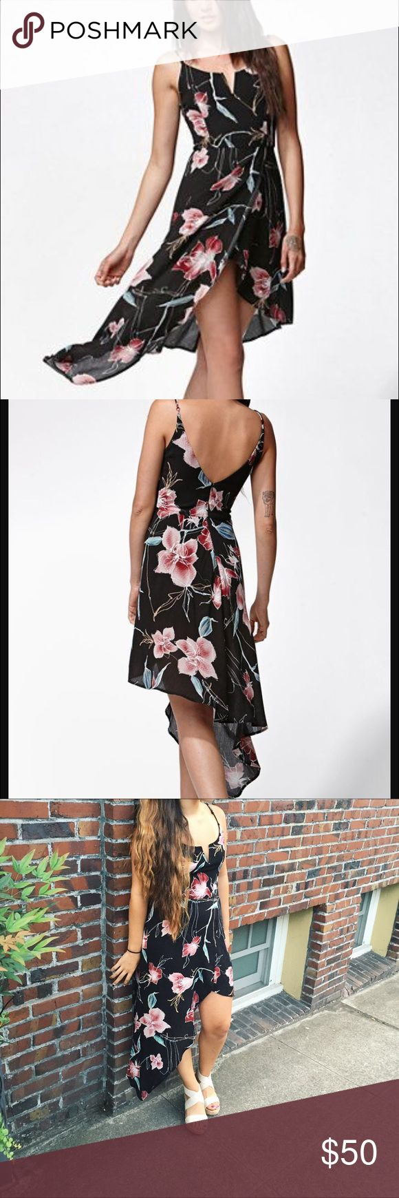 Kendall and Kylie floral sundress Out of stock Kendall and Kylie dress. Excellent condition, only worn a few times Kendall & Kylie Dresses