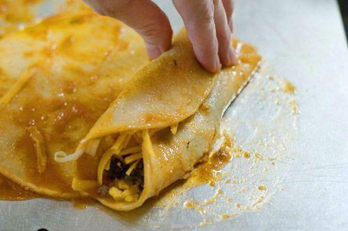 Simple, Perfect Enchiladas | Recipe