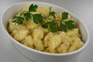 Gammeldaws varm kartoffelsalat 4
