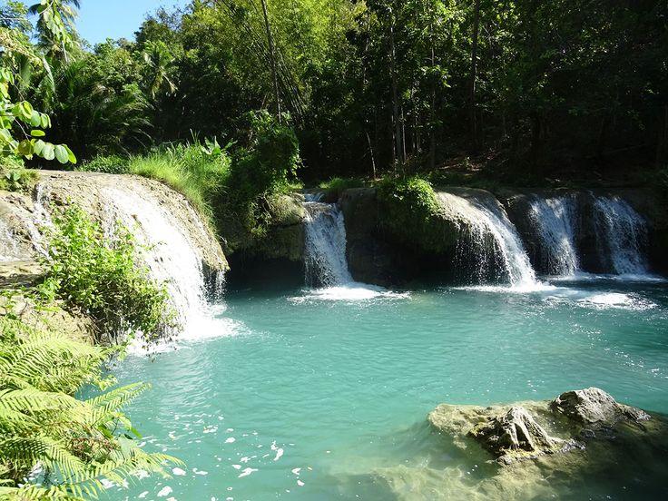 Cambugahay Falls - Siquijor - Philippines