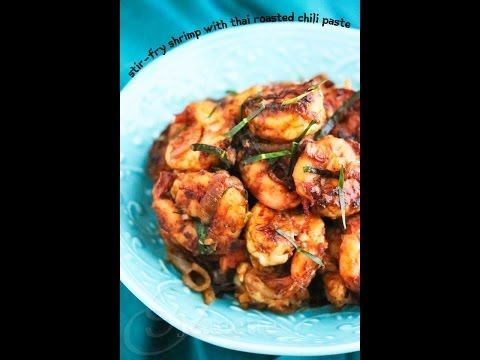 how to make thai shrimp paste at home