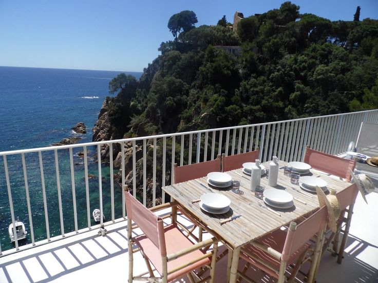 House with private pool and private beach... - HomeAway Blanes