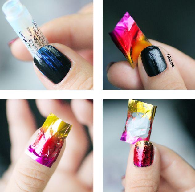 497 best * Tutorials - Nail Art Design Ideas images on Pinterest ...