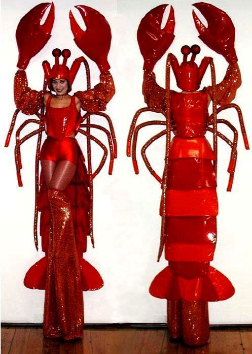 lobster costume for adults - Google Search