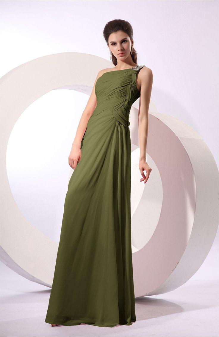 Brown and green bridesmaid dresses vosoi yalnzca pinterestu0027te bulabileceiniz 25u0027ten fazla en iyi olive ombrellifo Images