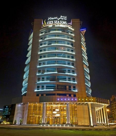 Dubai - City Seasons Hotel 4*
