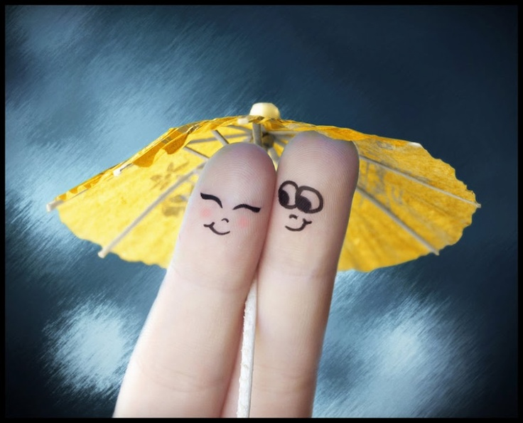 Latest Pictures Of Fingers Faces | Awesome Profile Pictures