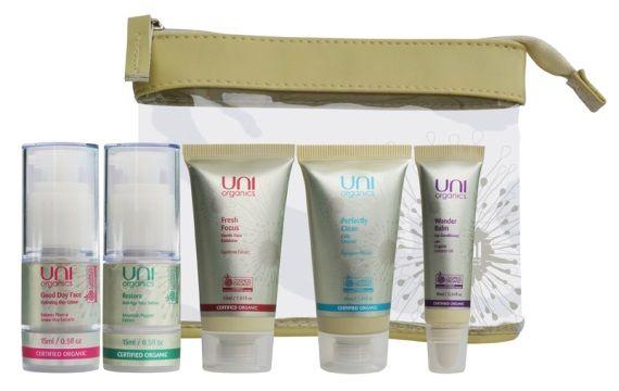 Luxe Travel Kit Travel Shop | World Travel Tribe #SkinCare #Organic #TravelKit