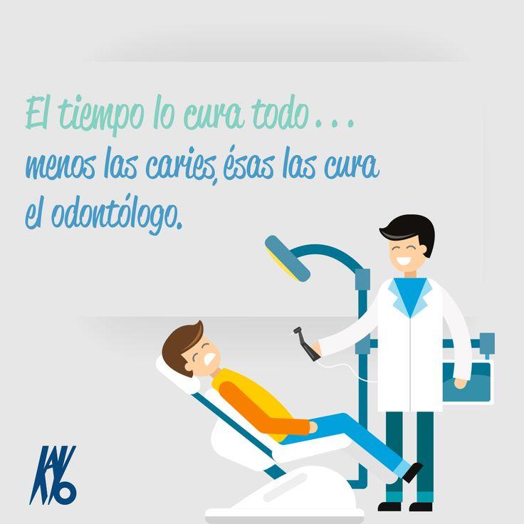 #odontólogo #OdontólogosKaVoKerr #caries #curar