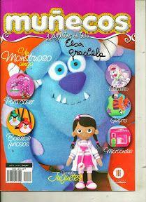 MUÑECOS Y JUGUETES DE TELA No. 71 - Marcia M - Picasa Web Albums