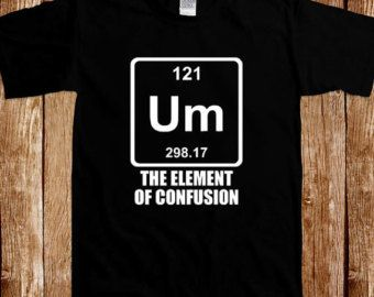 41 best t shirts images on pinterest science tshirts gift and gifts funny chemistry t shirt gift for geek nerd science tshirt tee shirt periodic table humor joke urtaz Image collections