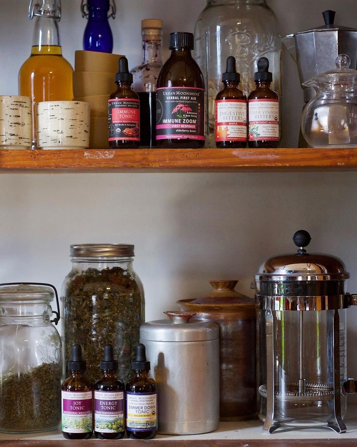 "495 Likes, 9 Comments - Herbal Apothecary (@urbanmoonshine) on Instagram: ""Apothecary Love✨ Where the bounty of summer and the plants we love live in a different expression…"""