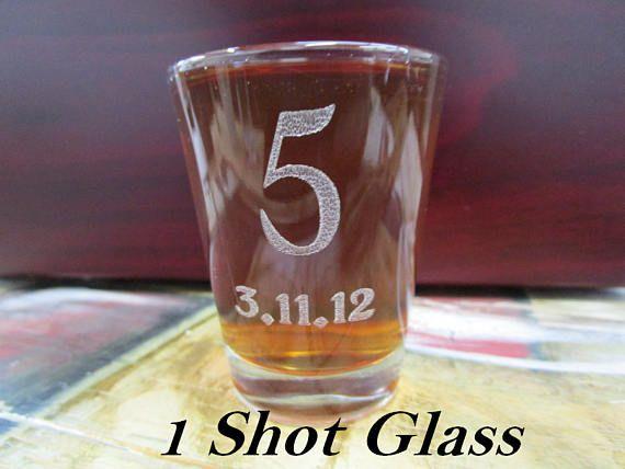 Country Wedding Rustic Wedding Liquor Gift Best Man Shot