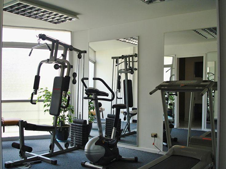 Gimnasio.  #HotelSanMartin #HSMChile #ViñadelMar #Turismo #ThisisChile #HSM #VRegion #Hotel #Deporte #Gimnasio