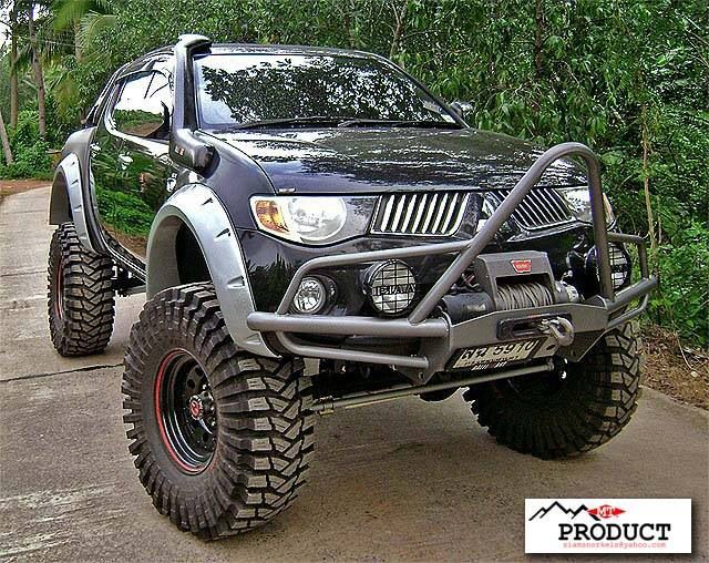 "Mitsubishi Triton on 37"" stickies - repined by http://www.motorcyclehouse.com/ #MotorcycleHouse"