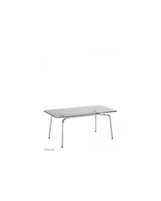 Stół - Nowy Styl - HELLO! TABLE DUO GL alu