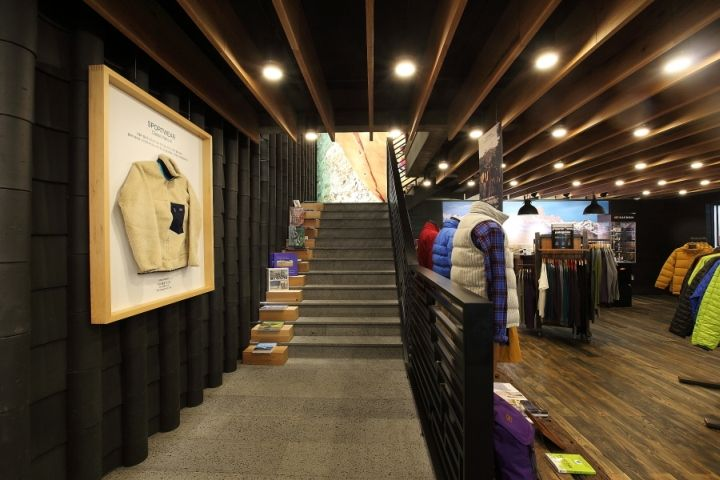 Patagonia store by DesignAD4M+SYSP, Seoul – South Korea » Retail Design Blog
