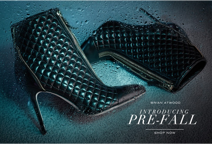 Brian Atwood...it's good to be King.