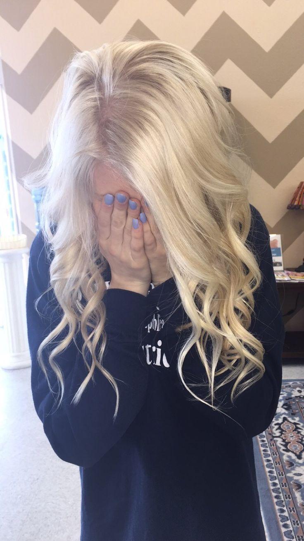 Pearl Blonde Haaaair Amp Makeup Blonde Haare Haar
