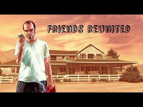 GTA V Gameplay - Mission #21 - Friends Reunited