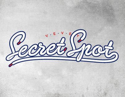 "다음 @Behance 프로젝트 확인: ""SECRET SPOT 